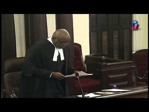 Thursday 18th December 2014 26th Sitting of the Tobago House of Assembly 2013 2017 Session MPEG 4