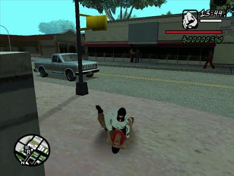 Gta San Andreas-Cj Violador- (loquendo)