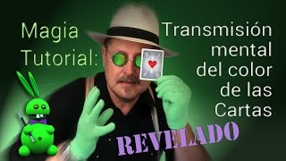 SUPER TUTORIAL: Mentalismo con cartas REVELADO (Mentalism with playing cards REVEALED)