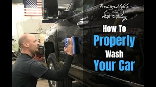 Water-less/Rinse-less Car Washing Explained and Demoed
