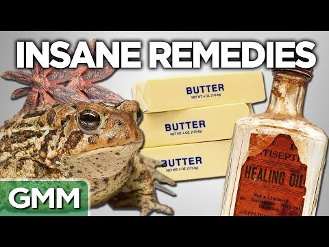 10 Insane Old Time Remedies