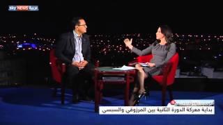 سكاي نيوز عربية تستضيف قائل