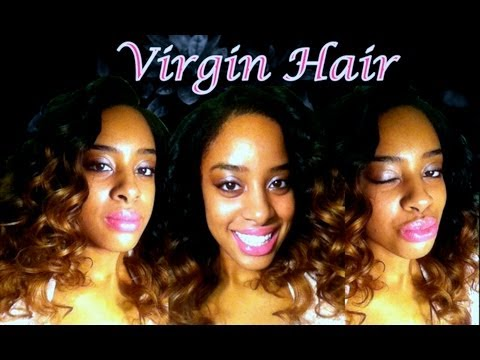 Rosa Hair Product Aliexpress Virgin Brazillian Hair 3 week Update
