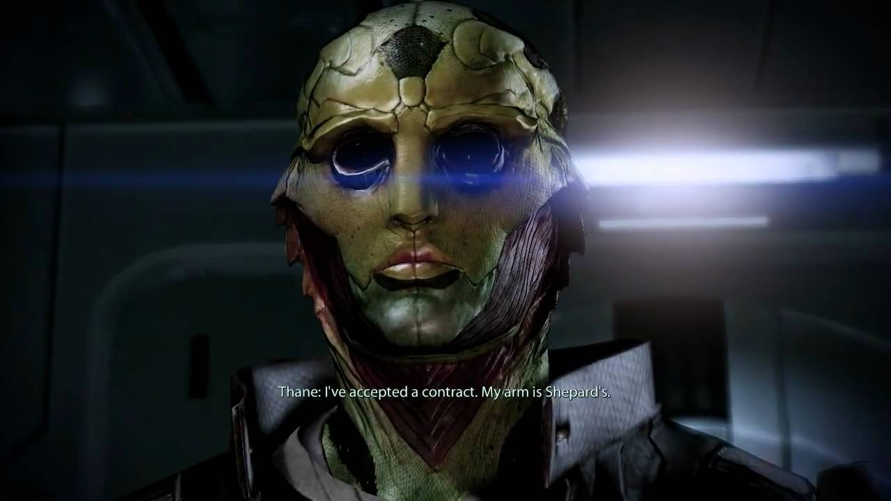 Mass effect 2 thane conversations to have before marriage