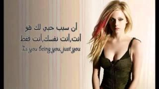 Avril Lavigne I Love You Arabic Sub مترجمه