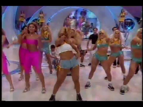 Carla Peres, Banana Split e Axé Blonde requebrando no gugu parte III