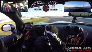 Stock Viper ACR Runs a 1:57.57 at Daytona