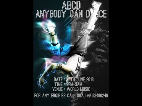 ABCD ~ Anybody Can Dance show