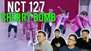 NCT 127 drop a CHERRY BOMB MV Live Reaction