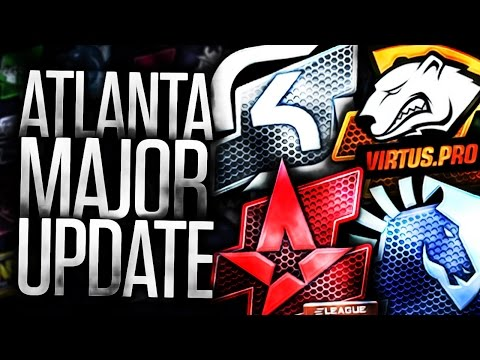 CS:GO Atlanta 2017 Update! JAK ZAROBIĆ NA NAKLEJKACH ELEAGUE