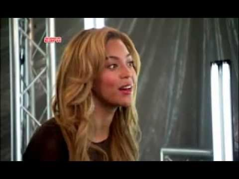 Beyonce Knowles Talks About Manny Pacquiao