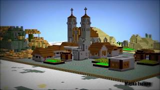 MINECRAFT MAPKA ESCAPE PARKOUR MAP PL #4 download