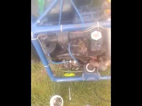 buggy praca silnika