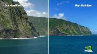 Standard VS. High Definition - NVIDIA - FULL 1080P Resolution - YouTube Test