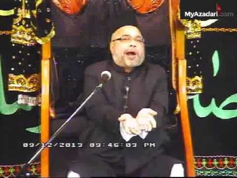 01 - Tabligh & Amr Bil Maroof - Maulana Sadiq Hasan - Dec 2013 / 1435