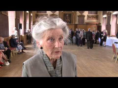 Phyllida Law supports Save Barts Great Hall campaign
