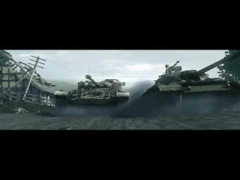 (Песни танкистов)  Танки вышли в поход