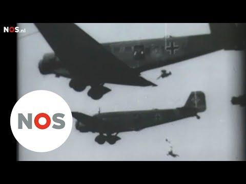 GESCHIEDENIS: Nederlandse gevechtsverslagen van 10 mei 1940 nu ook online