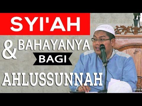 Video Singkat: Syi'ah & Bahayanya Bagi Ahlusunnah - Ustadz Firanda Andirja, MA