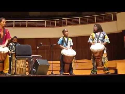 Zion UMD African Drum Ensemble