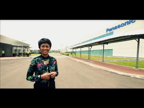 Panasonic Begins Full-scale Production at 300 MW HIT® Solar Module Factory in Malaysia