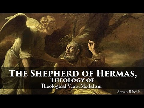 shepherd of hermas for ets Get this from a library the prophets in the church of the second century : a study based on an examination of the didache and the shepherd of hermas [stephen p savelich theological.