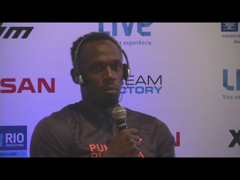 Velocista Bolt anuncia que se retira del atletismo en 2017