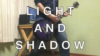 HAWAIIAN6 / Light And Shadow 弾きました。