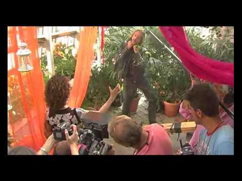 Un Amore di strega – Backstage – con Alessia Marcuzzi Pietro Sermonti Luca Word Anna Galiena
