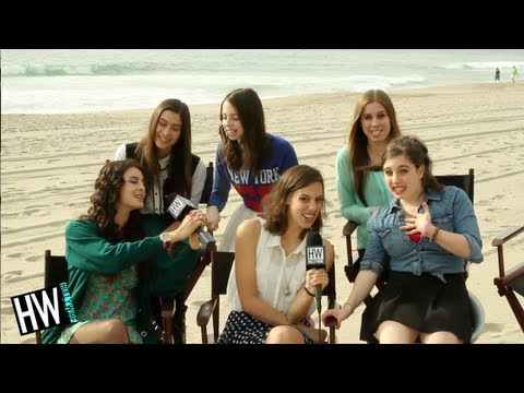 Cimorelli Debates One Direction & Big Time Rush In Silly 20 Questions Game!