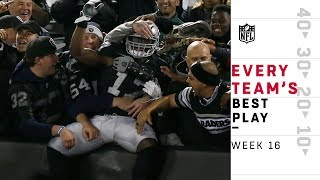 Every Team39s Best Play of Week 16 | NFL Highlights