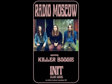 RADIO MOSCOW - Death Of A Queen - Init -13-07-2015