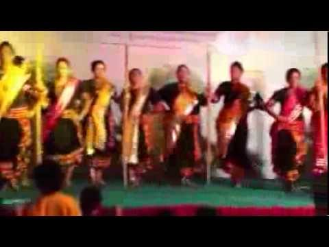Bichua  dance performed at Vasant marvel