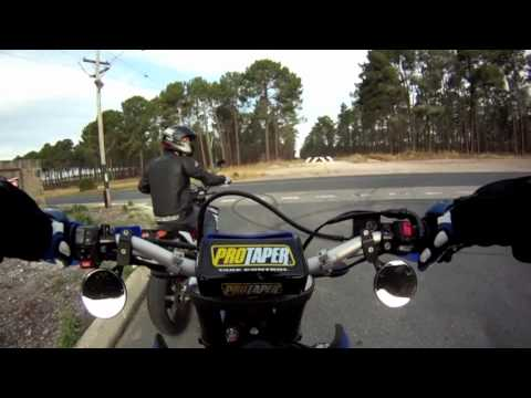 Yamaha Wr250x GoPro Chest Mount Ride (Wanneroo)