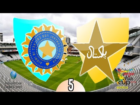 Asia Cup 2014 (Match 5) India v Pakistan - Full Match Highlights