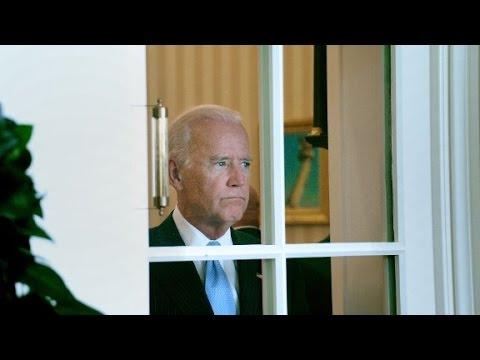 Vice President Joe Biden on Trump