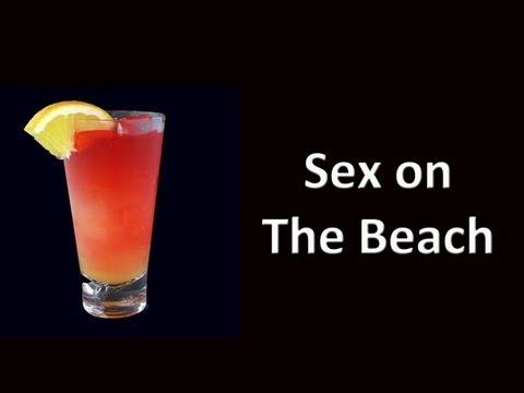 Sexy on the beach recipe
