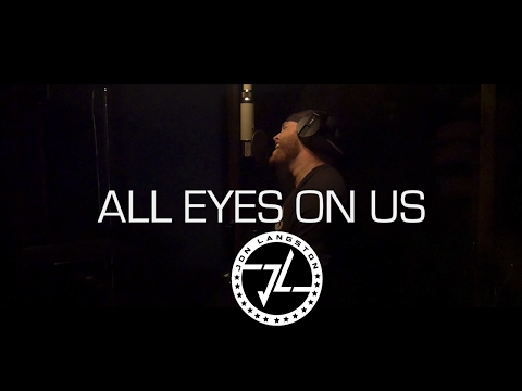 Jon Langston - All Eyes On Us (Lyric Video) MP3