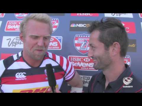 USA vs. Spain - Post-game Comments from Magleby, Hawkins - USA Sevens