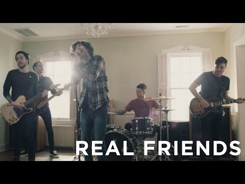 Real Friends Scared To Be Alone punk music videos 2016