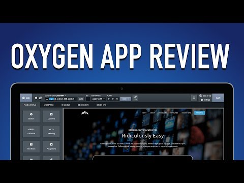 Oxygen App Full Review - A Full Website Builder for WordPress