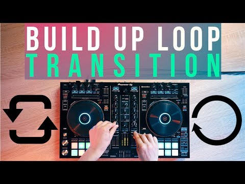 How to use LOOPS TO CREATE EPIC LIVE BUILD UPS (EASY)