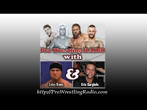 Pro Wrestling Radio -  ECW Barbed Wire City, Antonio Cesaro, Steve Austin (May 7, 2013)