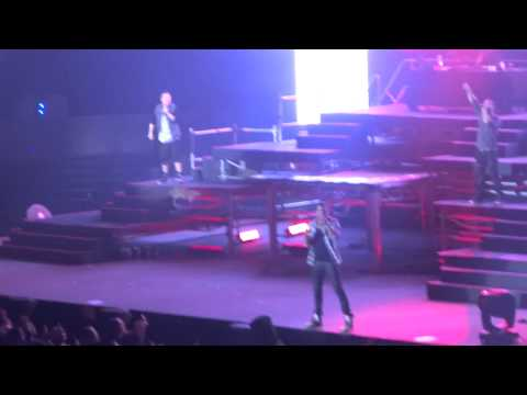 Big Time Rush- Windows Down Mexico City 11 02 2014 video