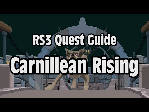 RS3: Carnillean Rising Quest Guide – RuneScape