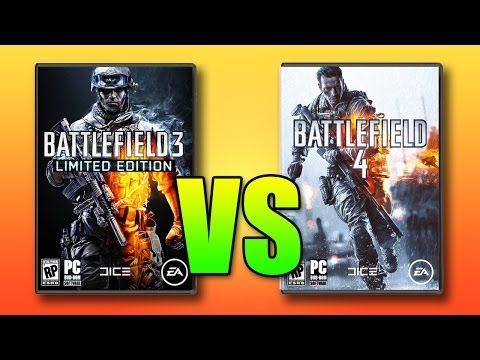 5 Reasons Why Battlefield 3 Is Better Than Battlefield 4
