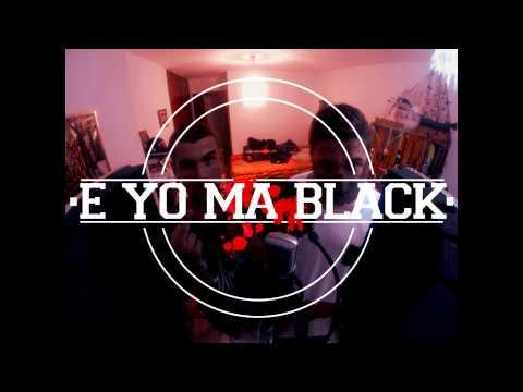 JMC x DARKP - E YO MA BLACK!