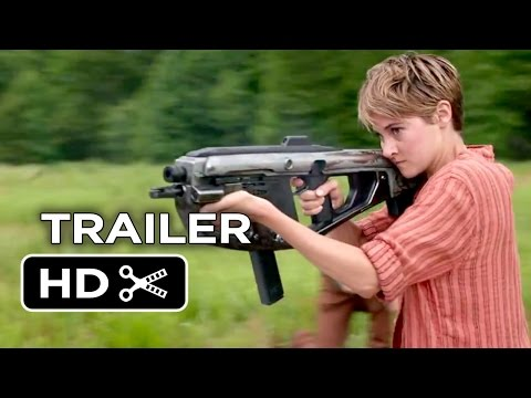 Insurgent TRAILER 1 (2015) - Shailene Woodley, Miles Teller Sci-Fi Action Movie HD