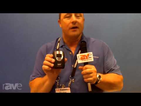 InfoComm 2013: Williams Sound Displays the T45 Transmitter and the DL210 Loop Amplifier