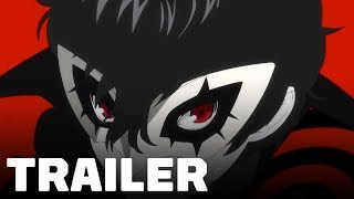 Super Smash Bros. Ultimate: Persona 5 Joker Fighter Reveal Trailer - The Game Awards 2018